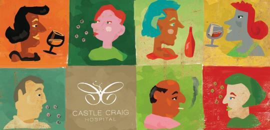 Poster dependenta Castle Craig Romania